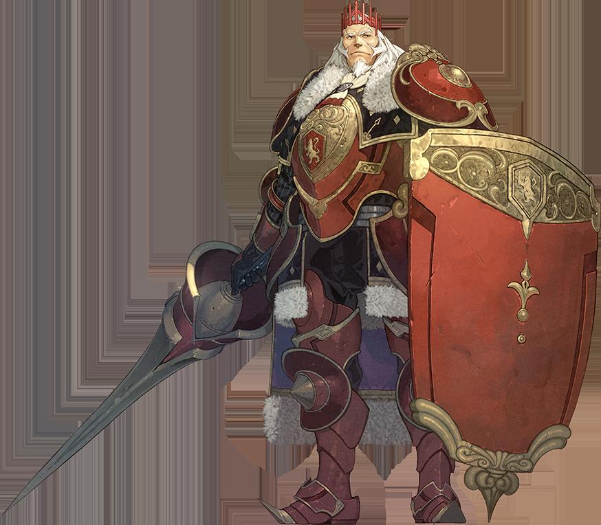 Rudolf Fire Emblem Echoes