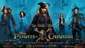 Pirati dei Caraibi Salazar
