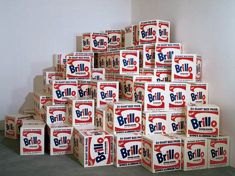 Brillo Warhol