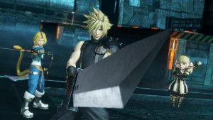 Final Fantasy Dissidia NT