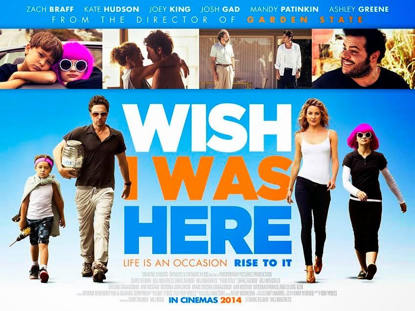 Wish I Was Here - La sincerità dei sogni ad occhi aperti ...