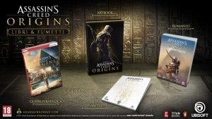 Assassin's Creed: Origins Publishing