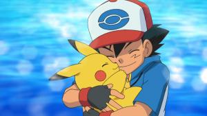 ash e pikachu nendoroid