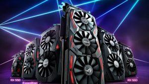 ASUS Radeon RX 500