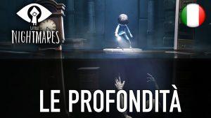 Little Nightmares Le Profondità DLC