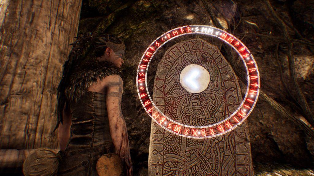 Hellblade Seek Hela's truth in mirror. Gods betray us. Unmask fear