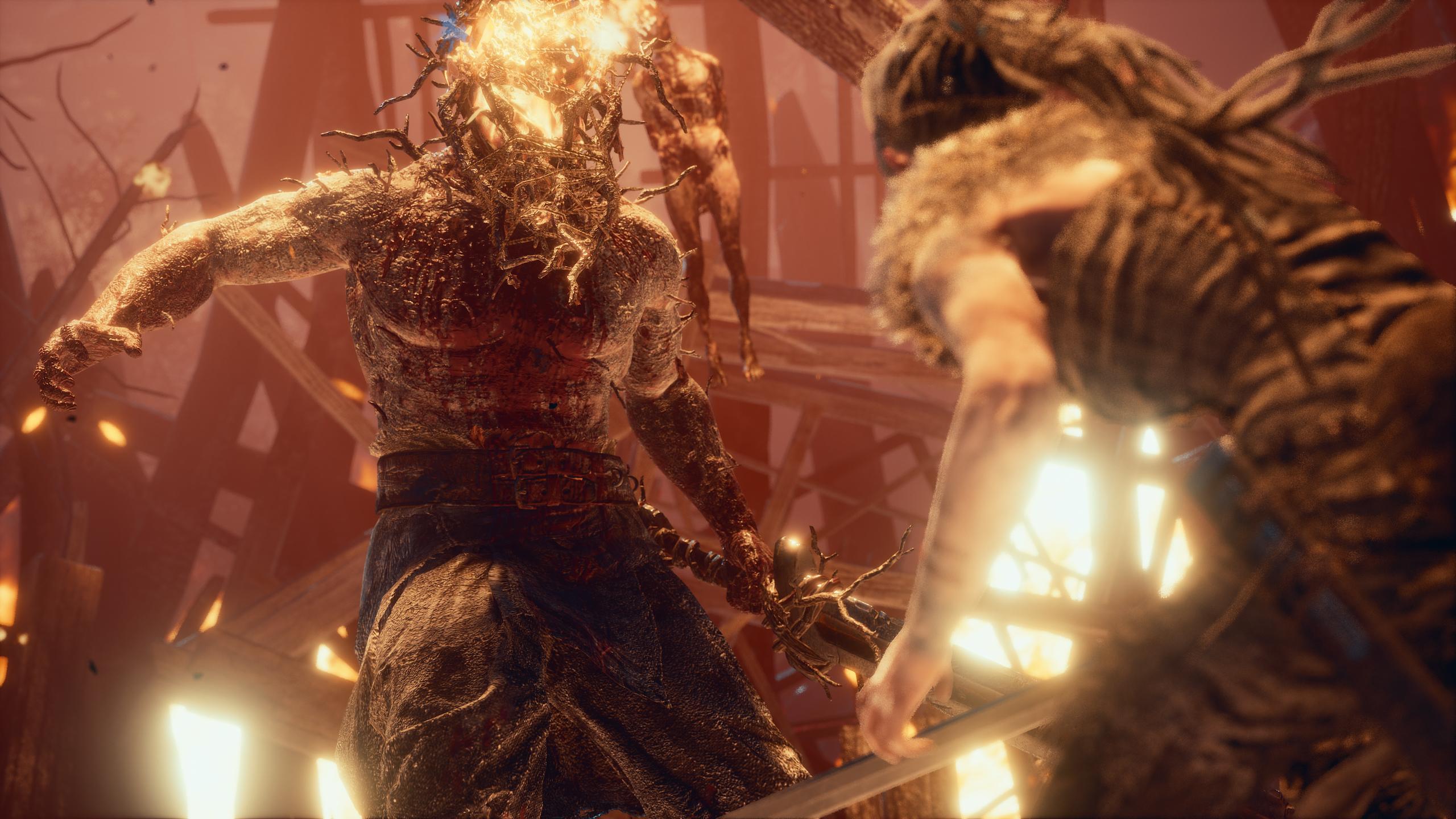 hellblade combattimento
