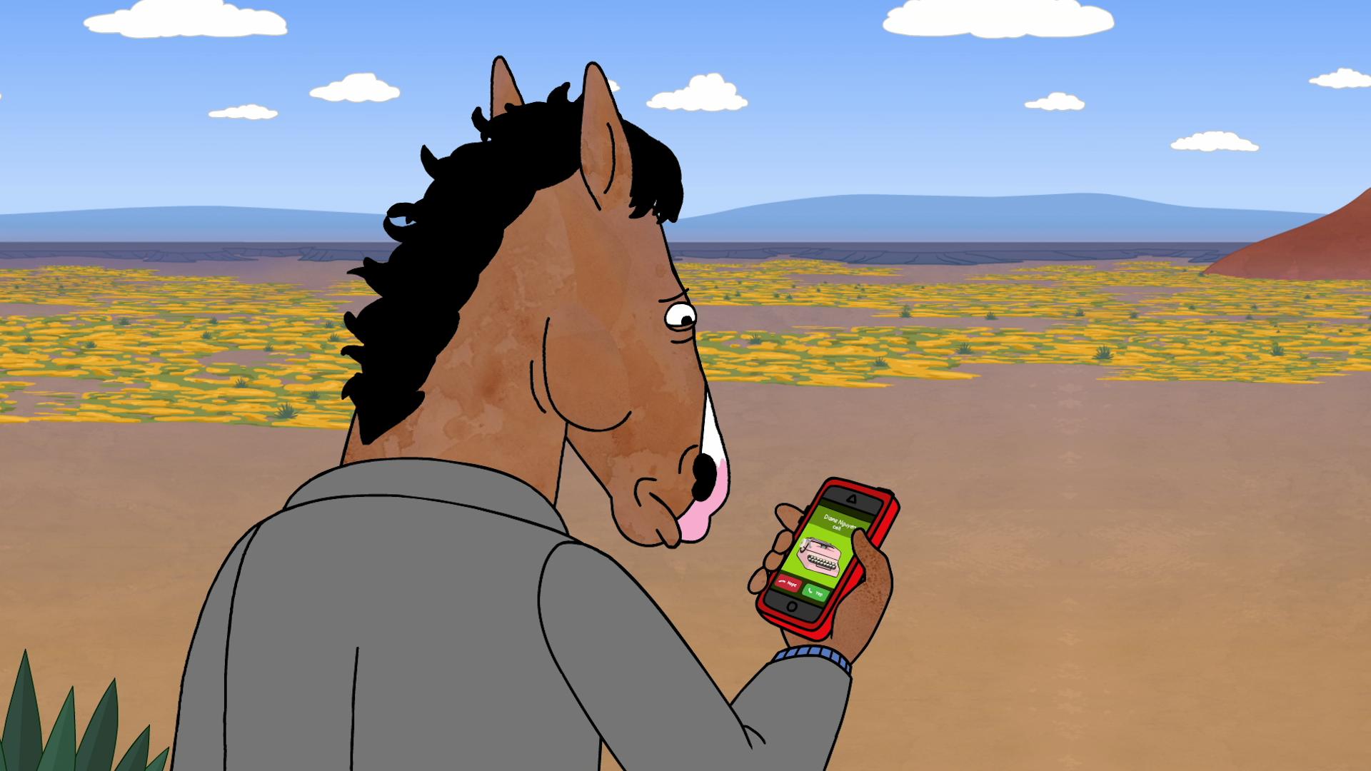 bojack horseman stagione 4