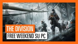 Tom Clancy's The Division free weekend