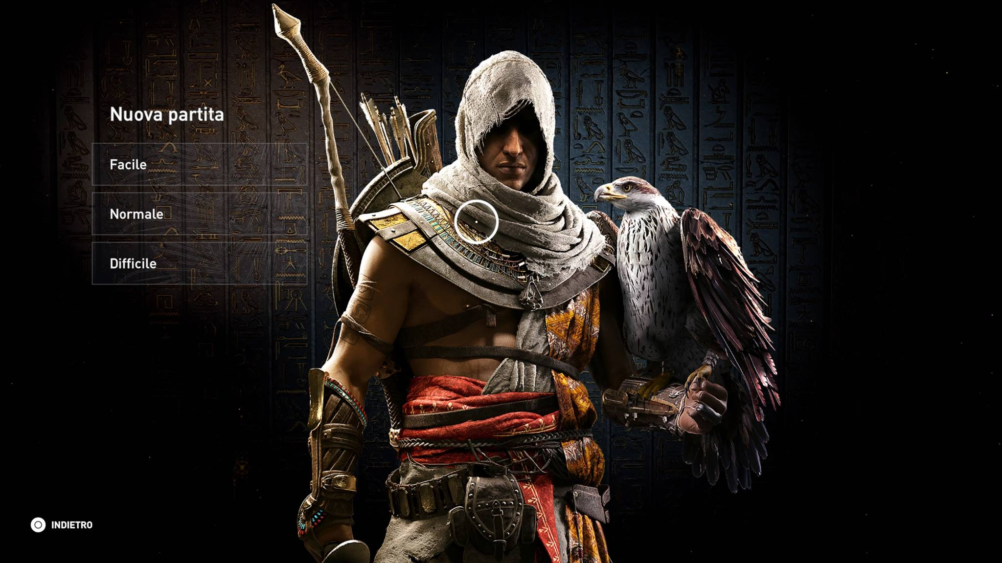 Assassin's Creed: Origins difficoltà