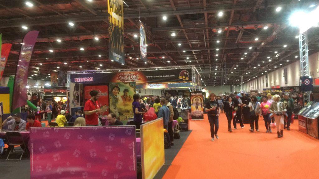 MCM Comic Con London ExCeL