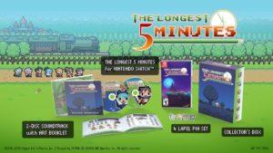 Longest Five Minutes