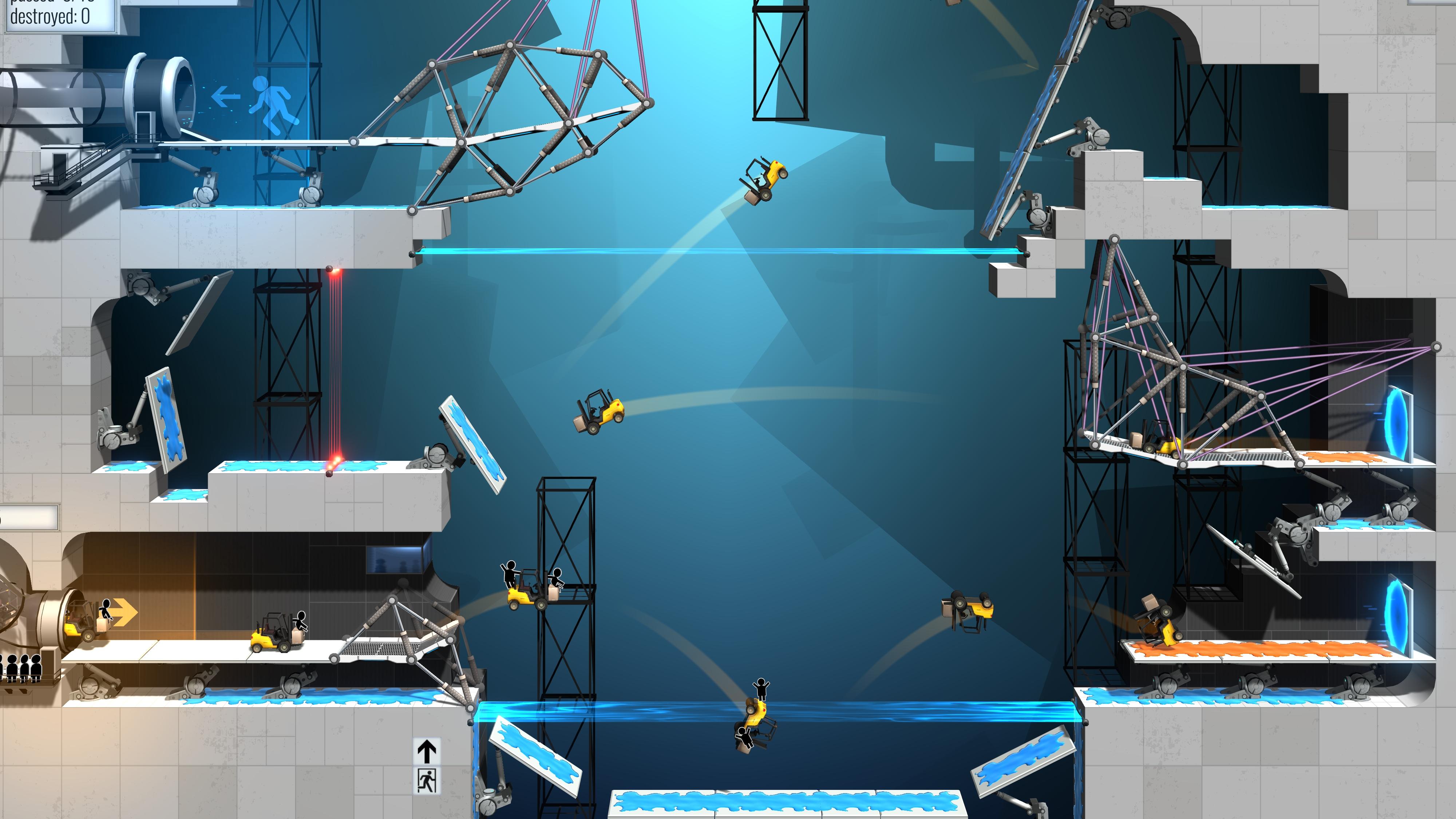 bridge constructor portal esempio