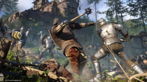 Kingdom Come Deliverance screenshot battaglia combattimento