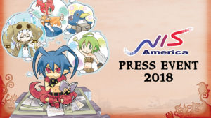 nisa press conference 2018