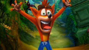 activision crash bandicoot