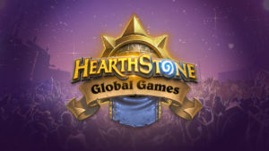 Hearthstone Global Games 2018