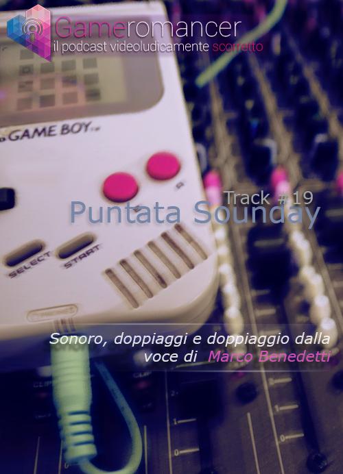 gameromancer 19 doppiaggio sounday