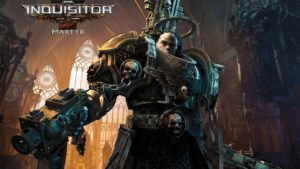 Warhammer 40.000: Inquisitor-Martyr