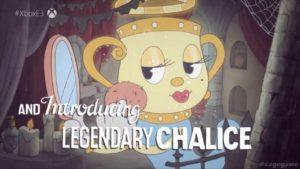 Cuphead The Delicious Last Course - Legendary Chalice