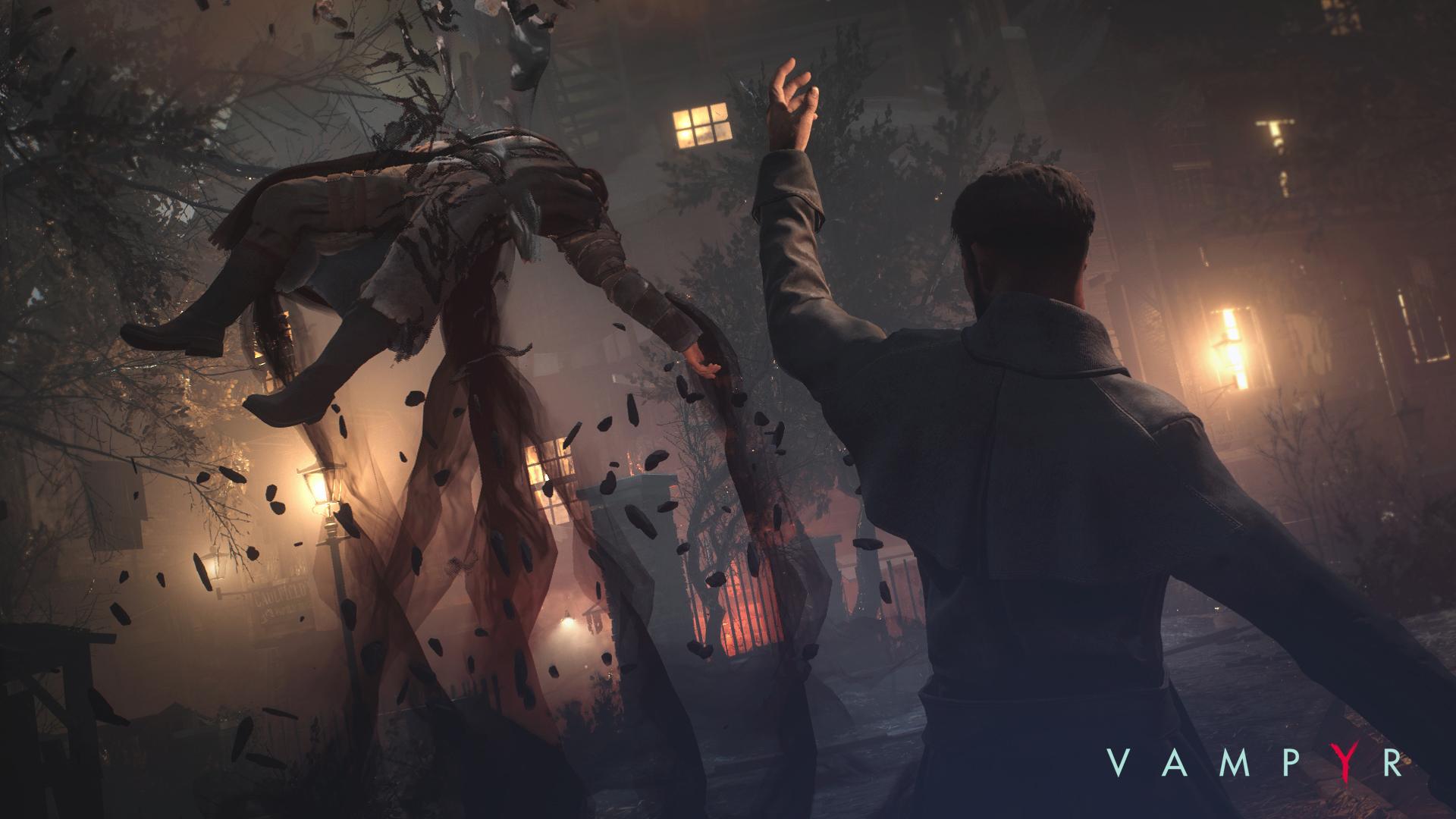 vampyr recensione