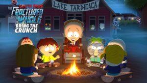 South Park Porta Baccamenta crunch