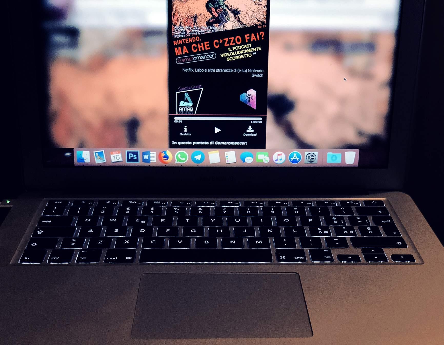 passare da windows a mac