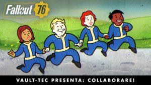Fallout 76 - Collaborare