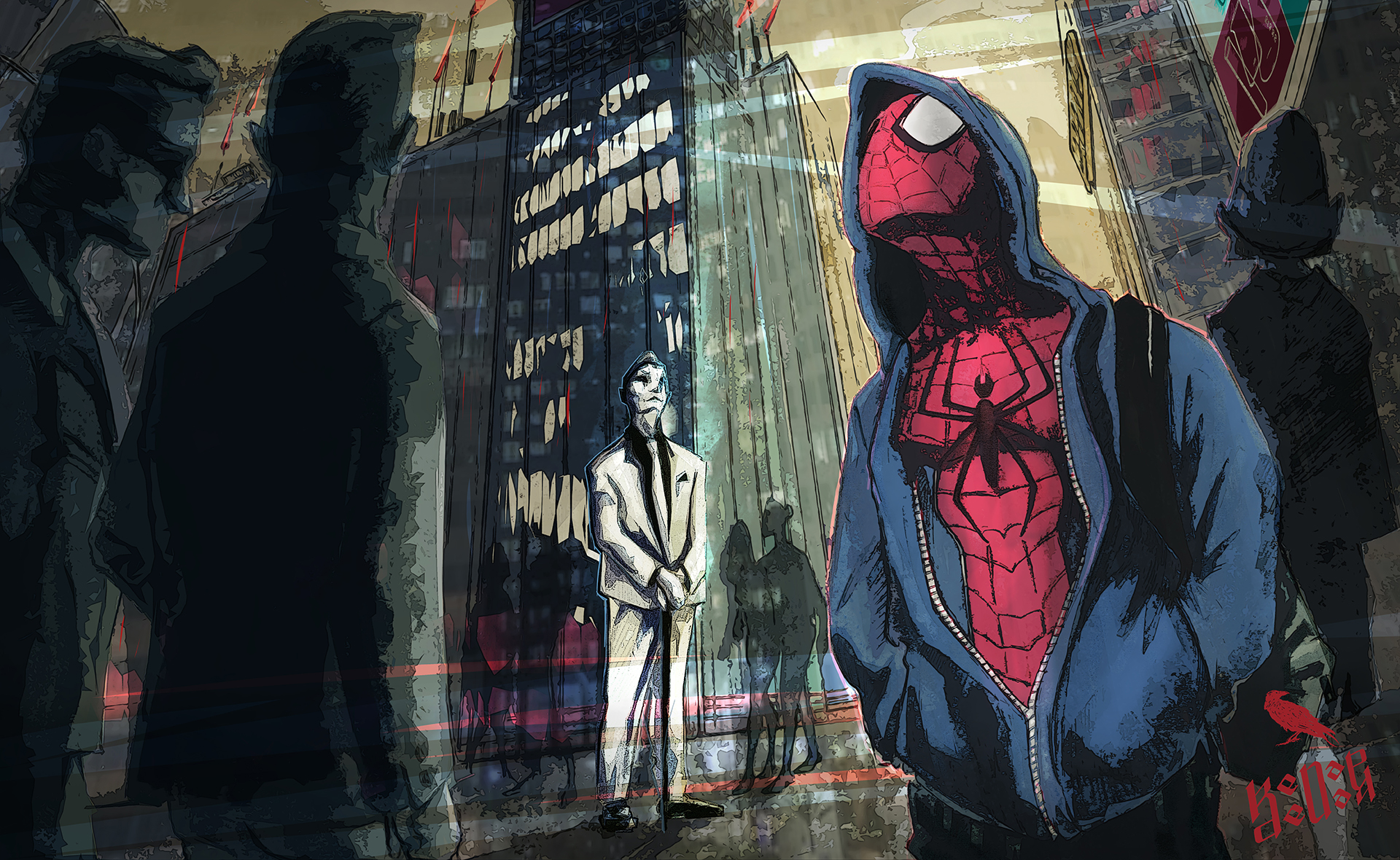 marvel's spider-man recensione ps4 andrea chiappino