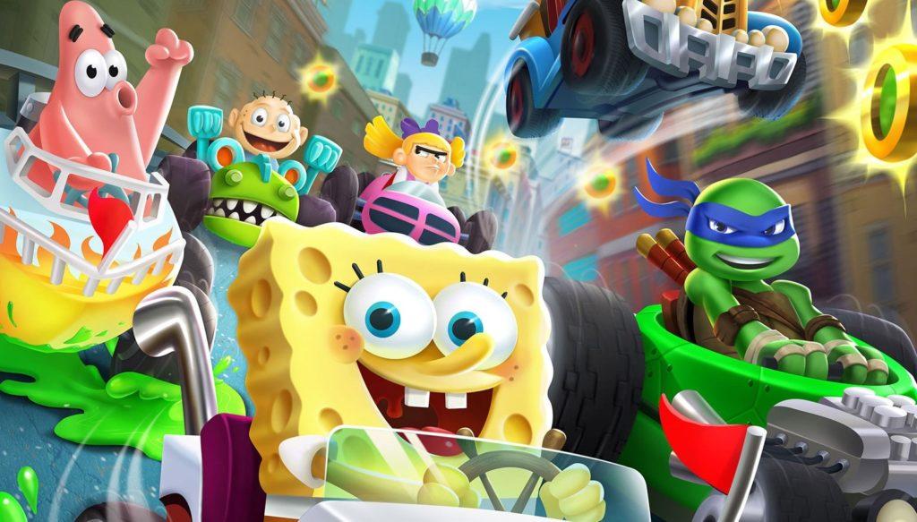 huge discount 39610 c7a39 Nickelodeon Kart Racers