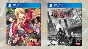 The Legend of Heroes: Trails of Cold Steel I & II