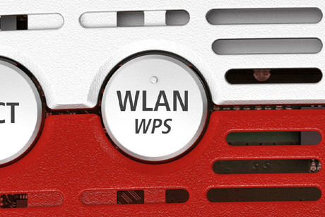 FRITZ!WLAN Repeater 1160 recensione wps
