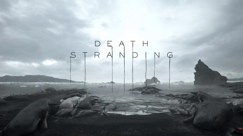 logo ufficiale di Death stranding