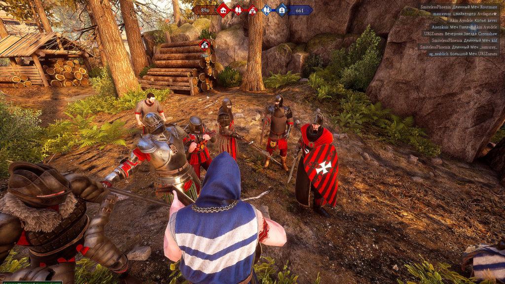 Mordhau: dove combattono gli uomini  Recensione di I Love