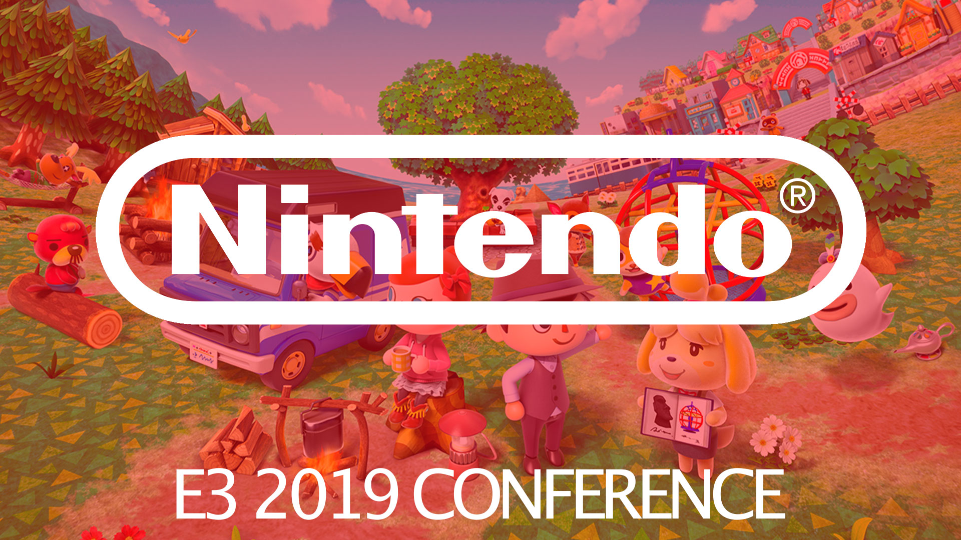 Immagine annuncio conferenza Nintendo
