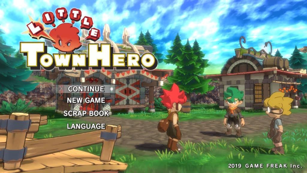 Little Town Hero recensione