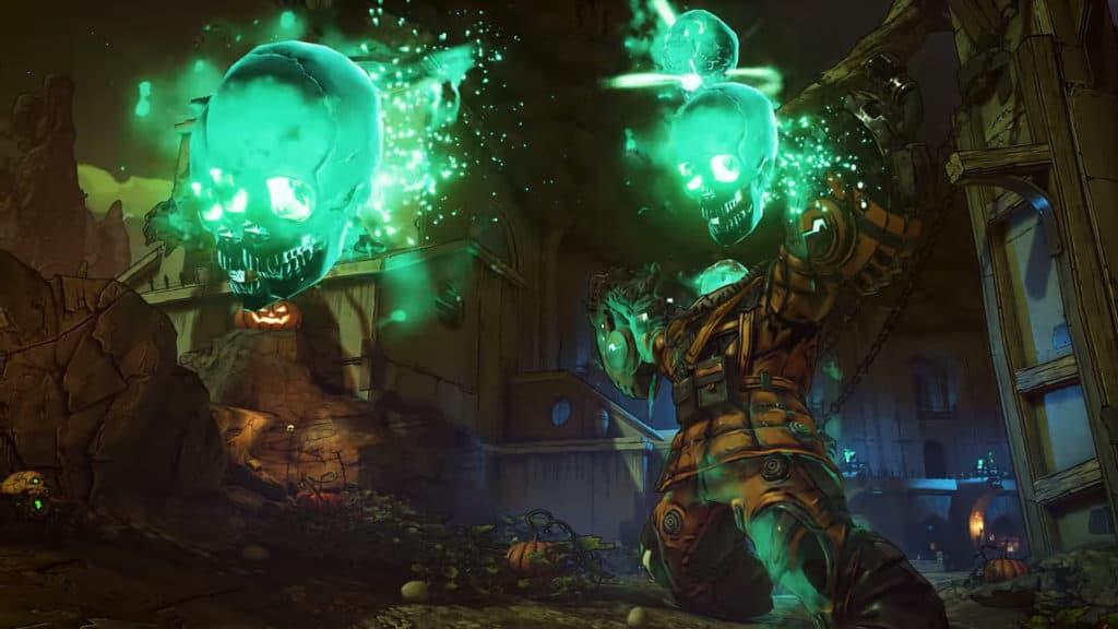 halloween 2019 videogiochi Borderlands 3