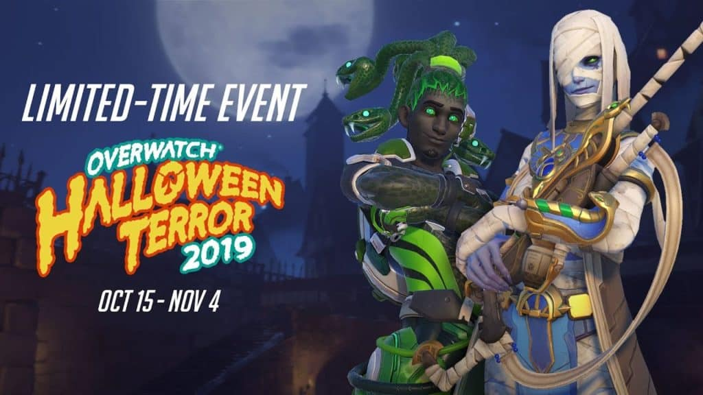 halloween 2019 videogiochi Overwatch