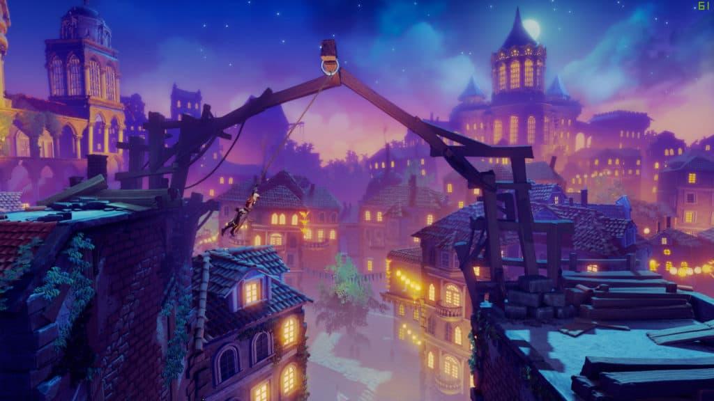 Trine 4 gameplay screenshot 3