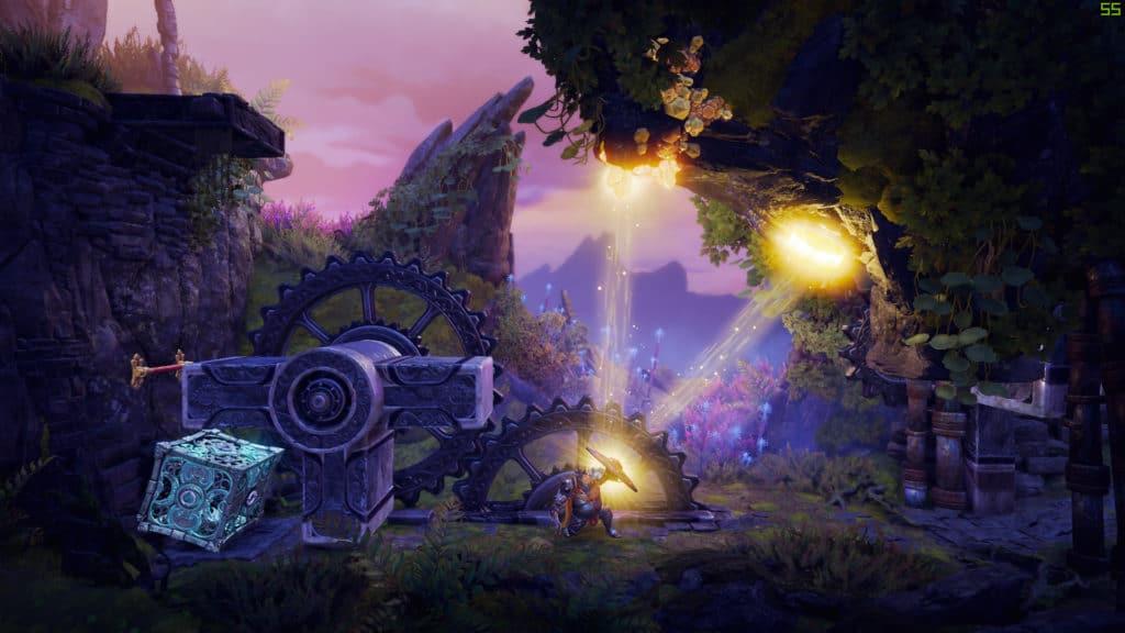 Trine 4 gameplay screenshot 4