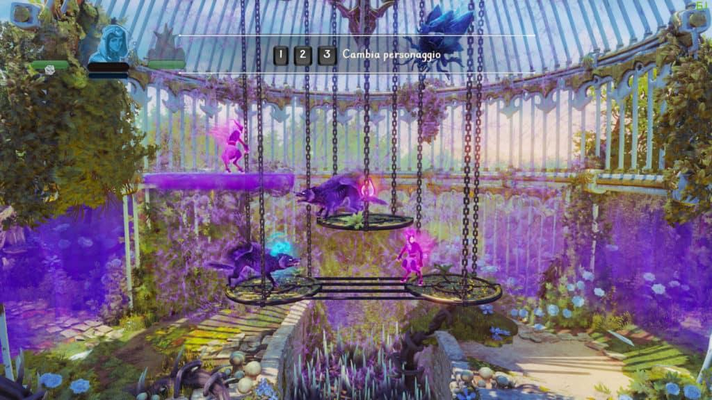 Trine 4 gameplay screenshot 6