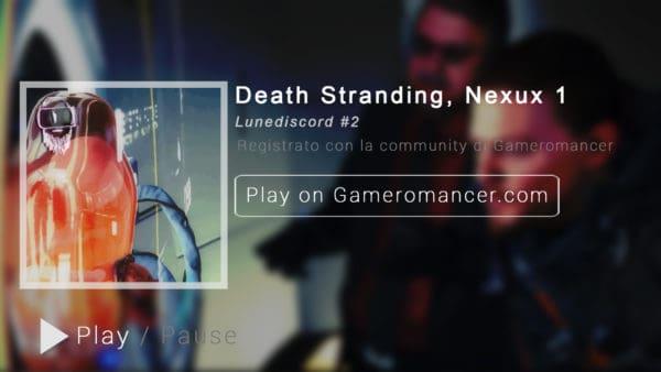 death stranding recensione podcast