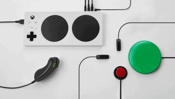 Controller microsoft per disabili