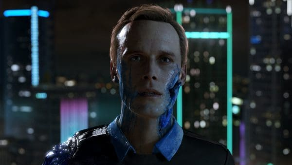 Detroit Become Android