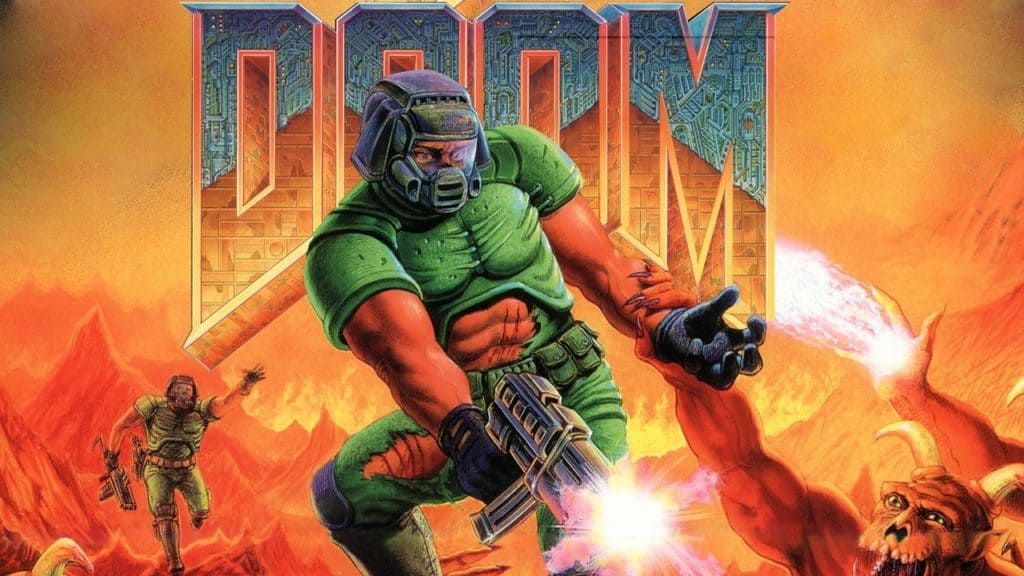 doom saga shareware