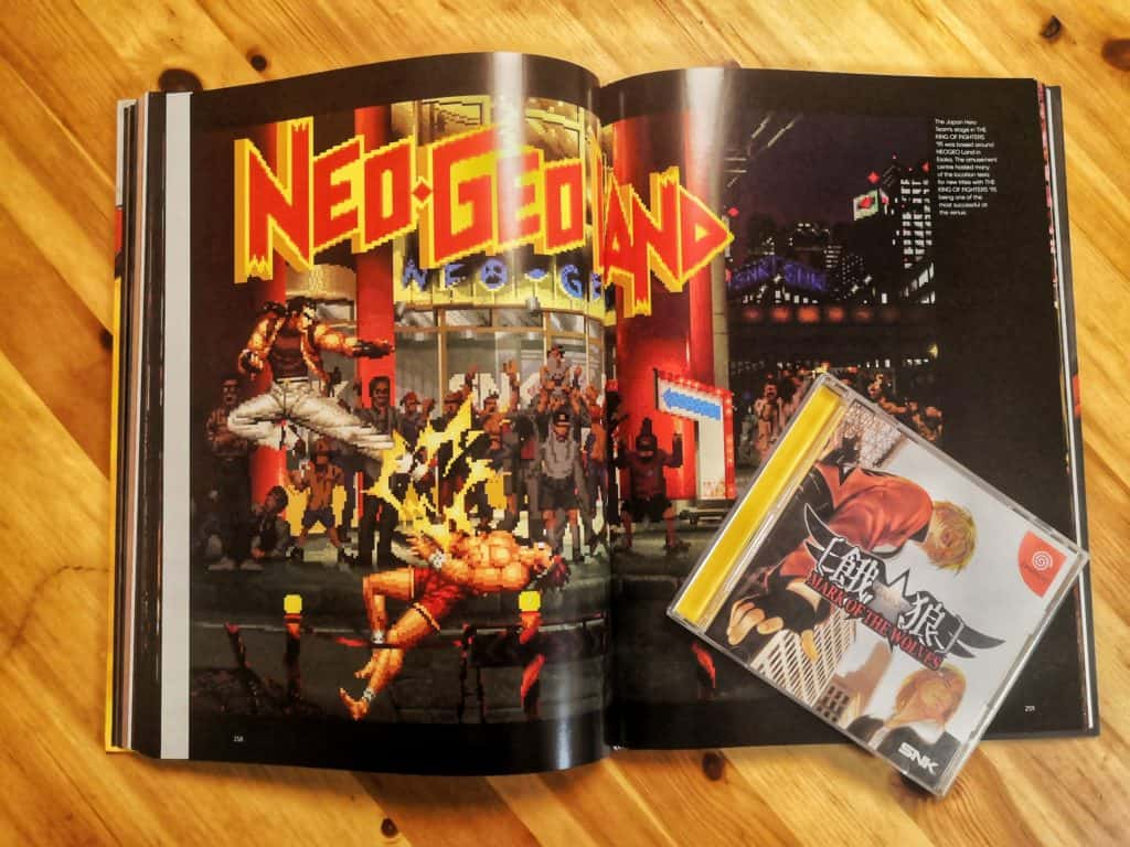 NeoGeo: a visual history