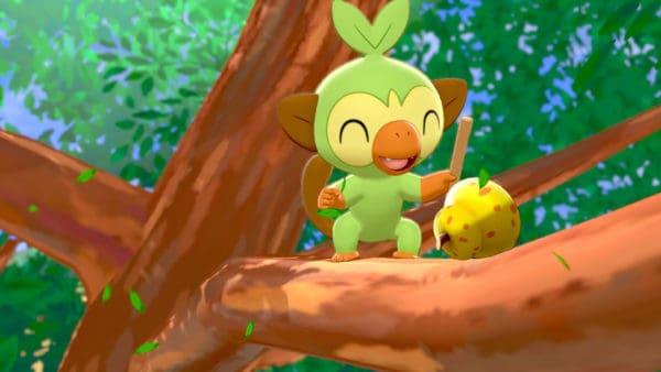 Grooky Pokémon Spada e Scudo