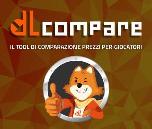 Banner del sito DLCompare