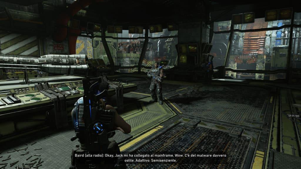 Immagine di gameplay di Gears 5