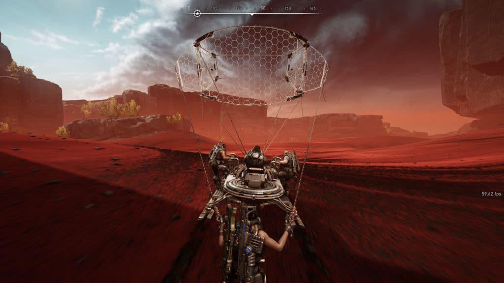Immagine di gameplay dell'Atto 3